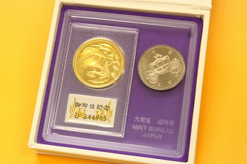 Commemorative-coins-and-gold-coins