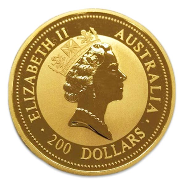 2oz カンガルー金貨 200ドル K24(純金・24金)