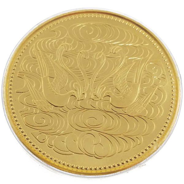 昭和天皇御在位60年記念金貨 100,000円 K24(純金・24金)