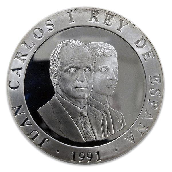 バルセロナオリンピック2000ペセタ銀貨 2000ペセタ Sv925(シルバー925)