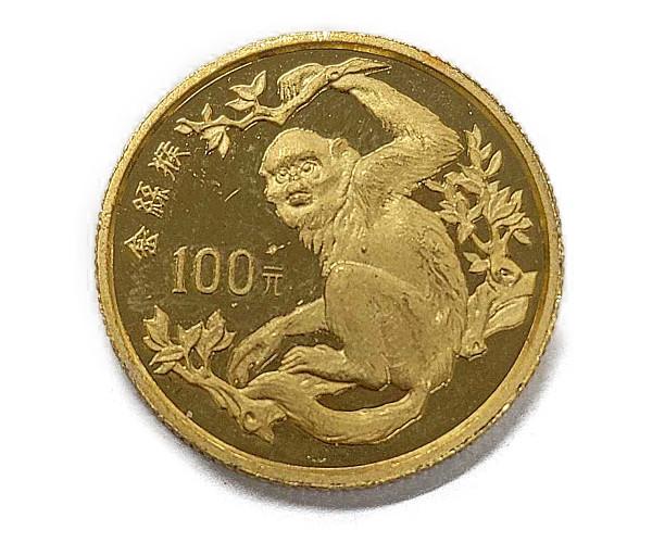 100元金貨金貨 100元 K22(22金)
