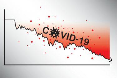 実はあまり関係がない新型コロナと株価崩落