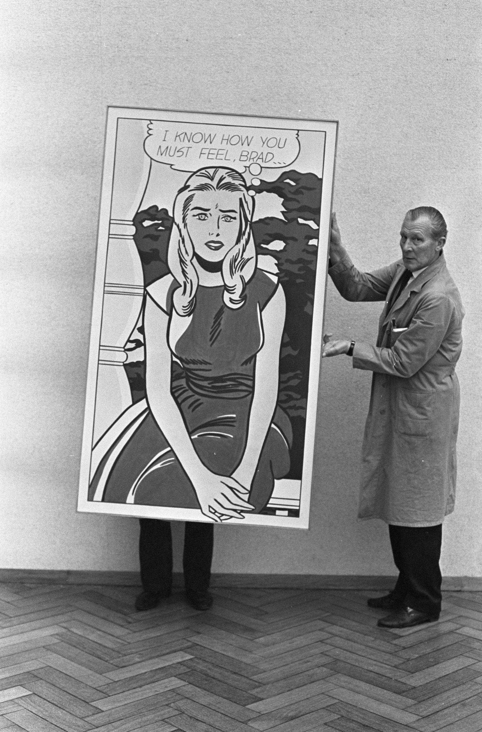 ロイ・リキテンスタイン/Roy Lichtenstein | リファスタ│リファスタ
