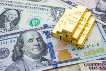価格変動要因の筆頭・ドルと金との関係性